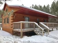Log cabin , year round, wooded acres. Willow River, MN