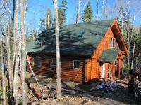New Voyageur Log Home